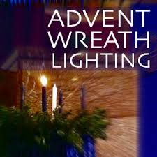 advent candle lighting order advent wreath lighting year b