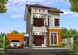 Minimalist House Minimalist House Type 54 Design Nyoke House Design