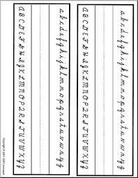 17 best images about cursive on pinterest homeschool montessori
