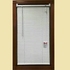 alabaster 1 in light filtering vinyl blind 58 in w x 64 in l
