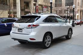 lexus crossover hybrid 2013 2013 lexus rx 350 stock b834bb for sale near chicago il il