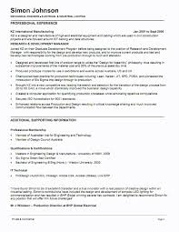 technical resume template employment history languages work interest hobbies accomplishments