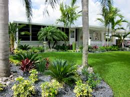 Florida Landscaping Ideas by Vero Beach U0026 Melbourne Fl Tropical Landscape And Installation