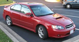 2008 subaru legacy information and photos zombiedrive