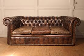 vintage leather chesterfield sofa antique chesterfield sofas fjellkjeden net