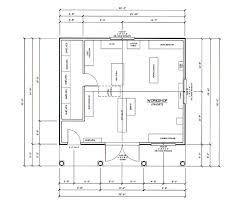 Shop Floor Plan Workshop Organization Michael Curtis Dream Shop