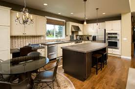 contrasting kitchen islands white kitchen island appliance garage 99 gorgeous kitchens with stainless steel appliances for 2018