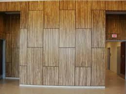 Interior Metal Wall Panels Fantastic Modern Artistic Bamboo Cork Wall Panels Contemporary