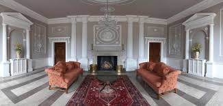 Adam Style House Apartment In A Robert Adam Country House Traditional Living