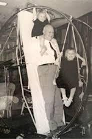 Stryker Frame Bed Dr Homer Hartman Stryker Biography Wmu News Western Michigan