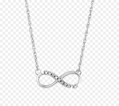 ring charms necklace images Ring charms pendants jewellery necklace silver infinity png jpg