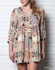 plus size peasant dress ebay