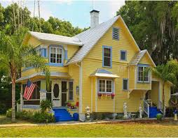 beach cottage exterior colors color and print crazy cottage in