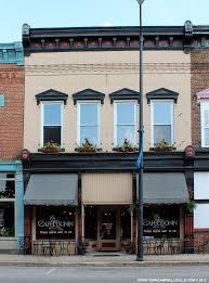 historic storefront design cafe bonin downtown campbellsville