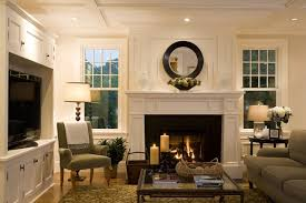 great simple living room with fireplace stunning simple living