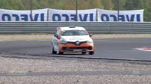 renault europe most rennen 2 renault clio cup central europe 2016 youtube