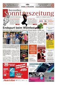 Svb Bad Bayreuth Bayreuther Sonntagszeitung Vom 19 04 2015 By Bayreuther