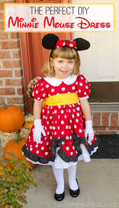 perfect diy minnie mouse costume unoriginal mom