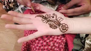 henna arts designs for kids simple mehndi designs for little