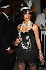 20s Halloween Costumes Kim Kardashian Halloween Costume Flapper 1920s Roaring 20s