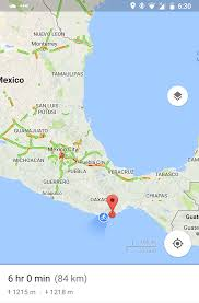 Oaxaca Mexico Map Hudson Doyle U0027s Travel Blog