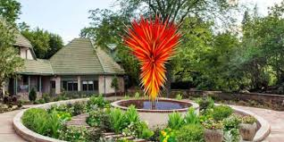 Denver Botanic Gardens Chihuly Crafts Exclusive For Denver Botanic Gardens Cbs Denver