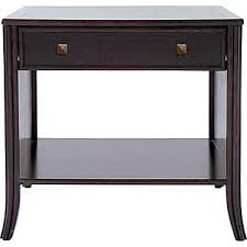 Bed Side Tables Mcguire Furniture Barbara Barry Caned Bedside Table No 814
