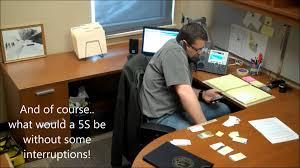 5s dans les bureaux 5s office high speed