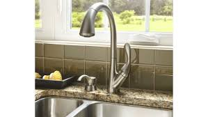 kitchen cabinet sink faucets kitchen faucet buying guide
