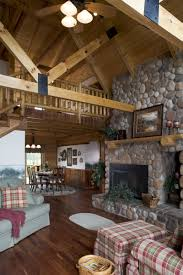 westport plan d log log homes timber frame and log cabins by
