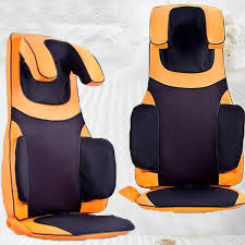 Massage Pads For Chairs Compare Prices On Electric Massager Chair Online Shopping Buy Low