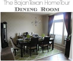 ideas for dining room walls dining room decor ideas dining room tour the bajan texan