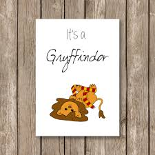 harry potter congratulations card printable baby card harry potter it s a gryffindor