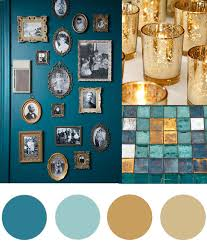 Bathroom Color Palettes Christmas Colour Palette Teal U0026 Gold Christmas Colors Teal And