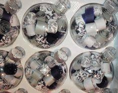 set of 6 light bulb ornaments