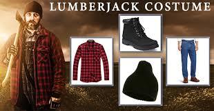 lumberjack costume look a like typical lumberjack in these lumberjack costume