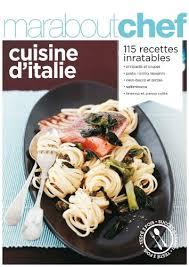 livre cuisine italienne de cuisine marabout telecharger