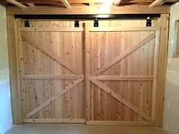 Exterior Sliding Door Track Systems Kitchen Exterior Sliding Barn Door Hardware Home Depot Menards