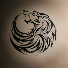 wolf circle tattoo tats pinterest circle tattoos tattoo