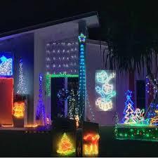 who has the best christmas lights on the coast sunshine coast daily