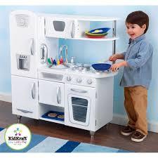 cuisine en bois pour fille kidkraft cuisine enfant vintage blanche kidkraft en bois achat