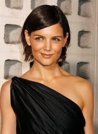 julianna margulies new hair cut katie holmes new pixie cut will make you do a double take huffpost
