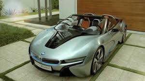 Bmw I8 Convertible - bmw i8 concept spyder service production by capture miami youtube