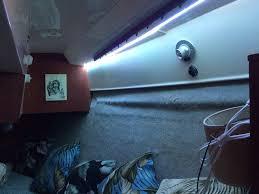 12 Volt Led Lighting Strips by Led Strip Light Upgrade Hunter 34 Sailboatowners Com Forums