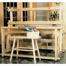 Bench Loom Toika Loom Bench At Webs Yarn Com