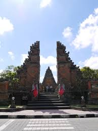 Hindu Temple Floor Plan by Ubud Bali Careful Feet