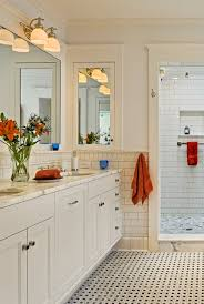 Discount Bathroom Mirrors by Discount Tile Outlet Bathroom Victorian With Bathroom Mirror Crown