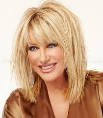 50 Wispy Medium Hairstyles Longer by Hairstyles 50 Suzanne Somers Layered Haircut