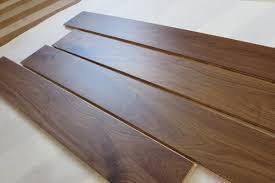 multi layered walnut engineered hardwood flooring