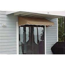 Awning Sunbrella Window Awning Or Door Canopy 6 U0027 Wide In Sunbrella Awning Canvas